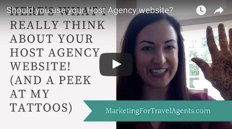 host agency website